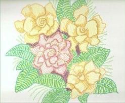 gardeniasenzigzag